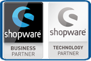 Siegel shopware Business-Partner & Technology Partner