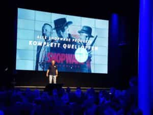 Shopware Community Day 2016 - Shopware unchained