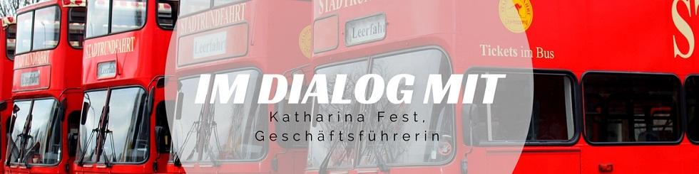 Im Dialog mit Katharina Fest