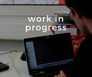 On-Site Kundenservice: Unser IT-Experte Arne während der E-Mail Synchronisation