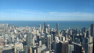 Die beste Aussicht auf Chicago - Willis Tower