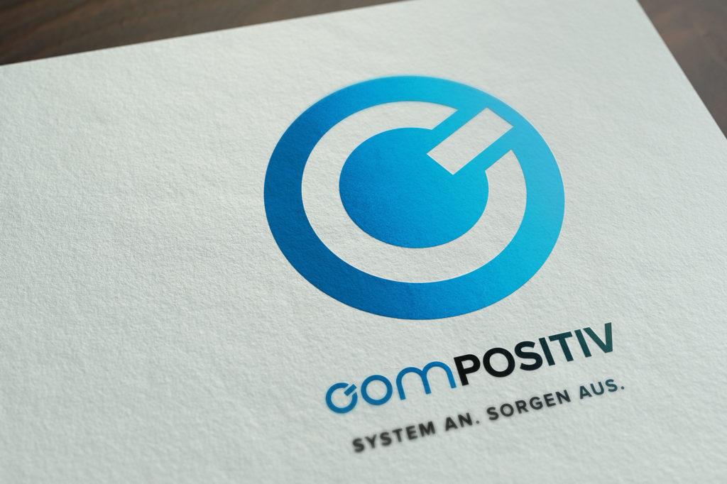 compositiv - System An. Sorgen Aus.